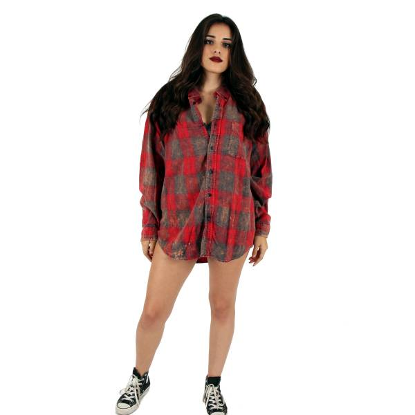 Vintage Flannel Shirt Chest: 26 inches Flannel Shirt
