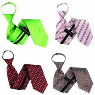 XL Zipper Tie Prepack Assorted Packs