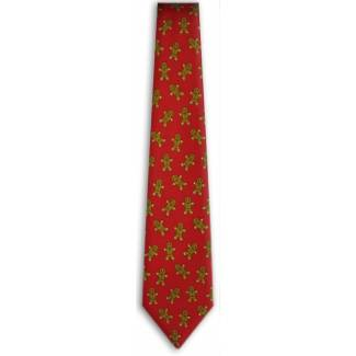 Christmas Mens Tie Holiday Ties