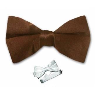 Pre Tied Bow Tie Silk