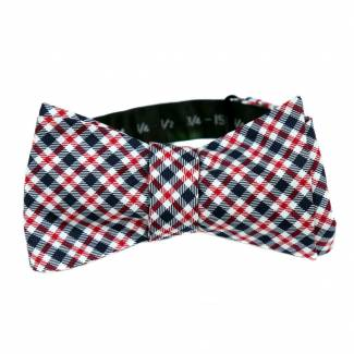 Self Tie Aficionado Bow Tie Bow Ties - Self Tie