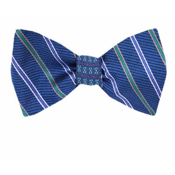 Self Tie Reversible Bow Tie Bow Ties - Self Tie