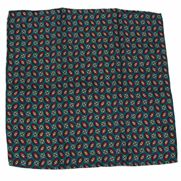 Aficionado Silk Pocket Square Aficionado