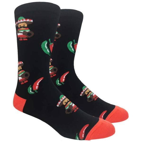 Chilli Peppers Socks Socks