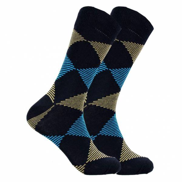 Argyle Plaid Sock Socks
