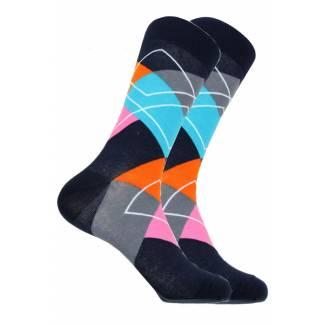 Argyle Plaid Sock Socks