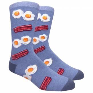 Bacon and Eggs Sock Socks
