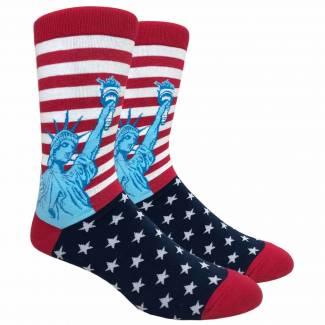 Statue of Liberty Sock Socks