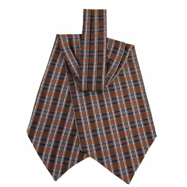 Silk Pattern Ascot