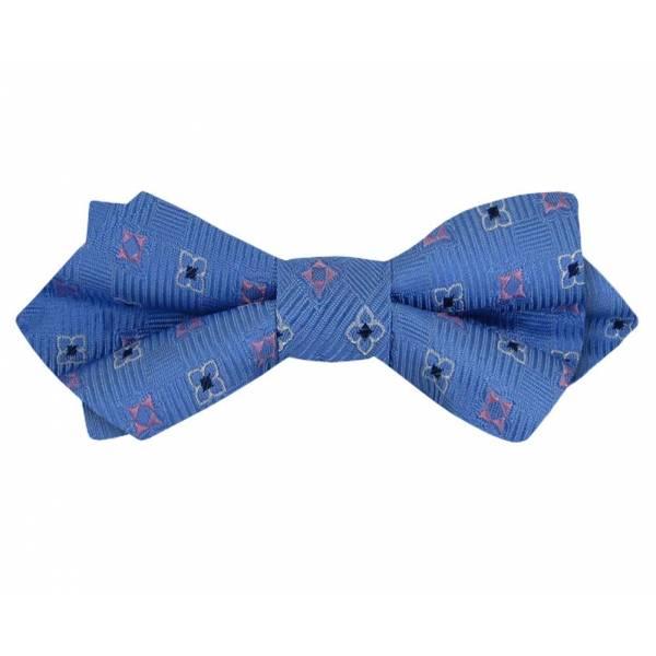 Diamond Tip Bow Tie