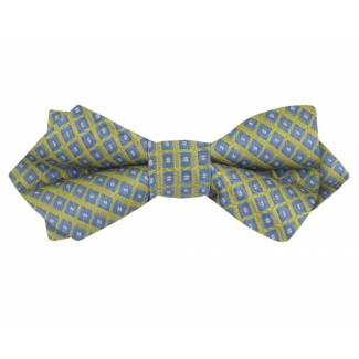 Diamond Tip Bow Tie