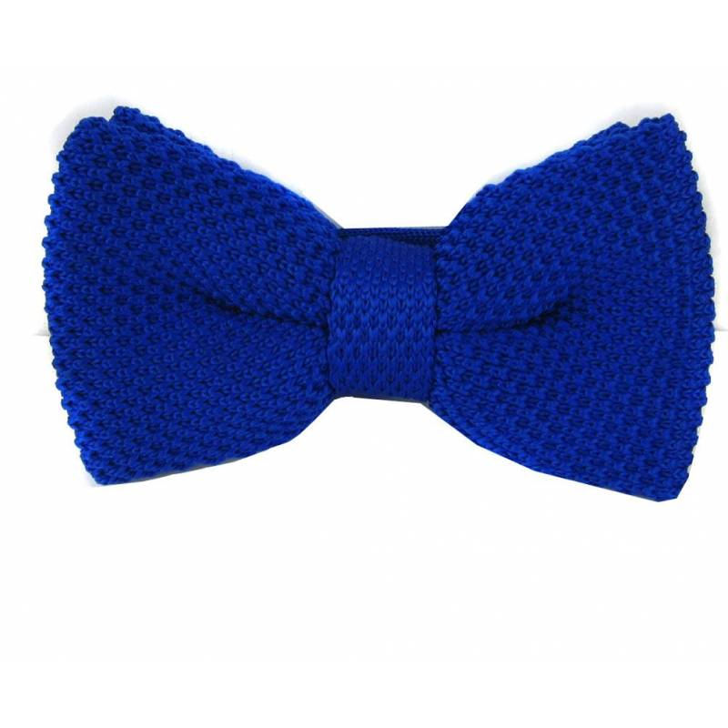 pre knit bow tie