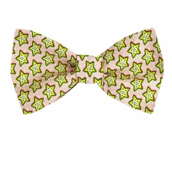 Star Silk Bow Tie