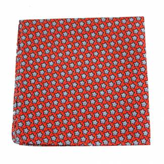 Star Silk Pocket Square