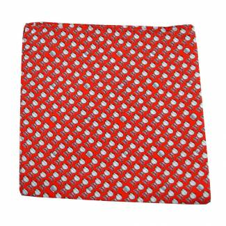 BBQ Silk Pocket Square