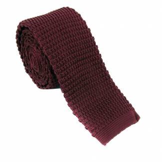Solid XL Knit Tie Knit Ties