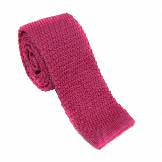 Solid XL Knit Tie Knit Ties