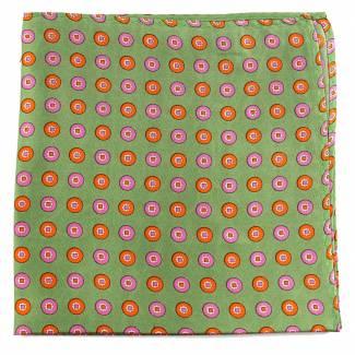 Silk Pocket Square Aficionado