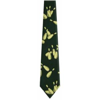 Bowling Tie Sports Ties