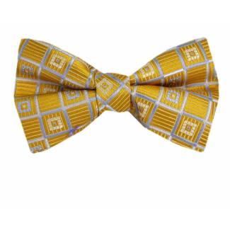 Self Tie Bow Tie Purple Self Tie