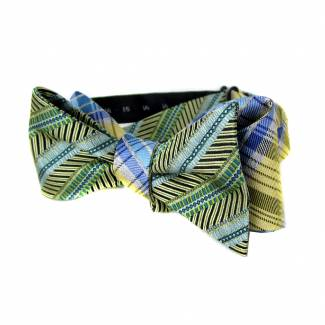 Self Tie Bow Reversible Self Tie Reversible
