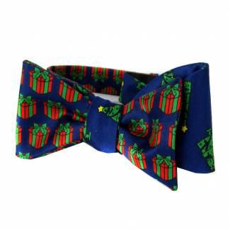 Self Tie Bow Reversible Self Tie Reversible