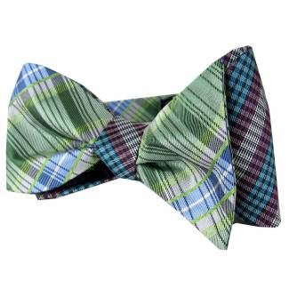 XL - Self Tie Bow Reversible Self Tie Big & Tall