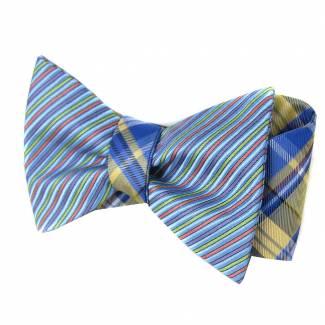 XL - Self Tie Bow Reversible Self Tie Big & Tall