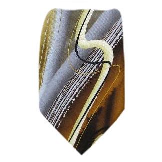 Bronze XL Jerry Garcia Tie Ties