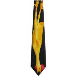Chicken Tie Animal Ties