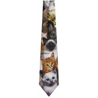 Novelty Animal Tie Black Animal Ties