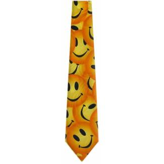 Smiley Faces Tie Fun Ties