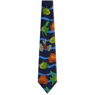 Frog Tie Animal Ties