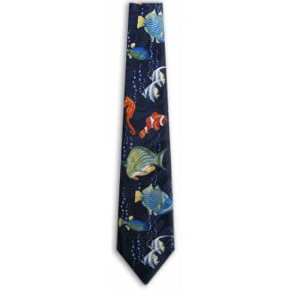 Fish Tie Animal Ties