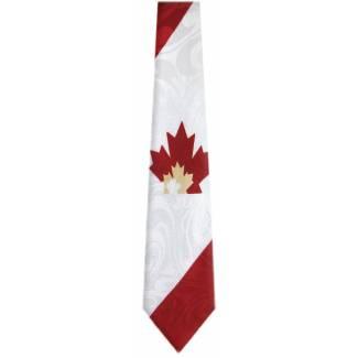 Canada Tie Flag Ties