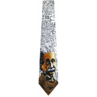 Einstein Tie Famous People Ties