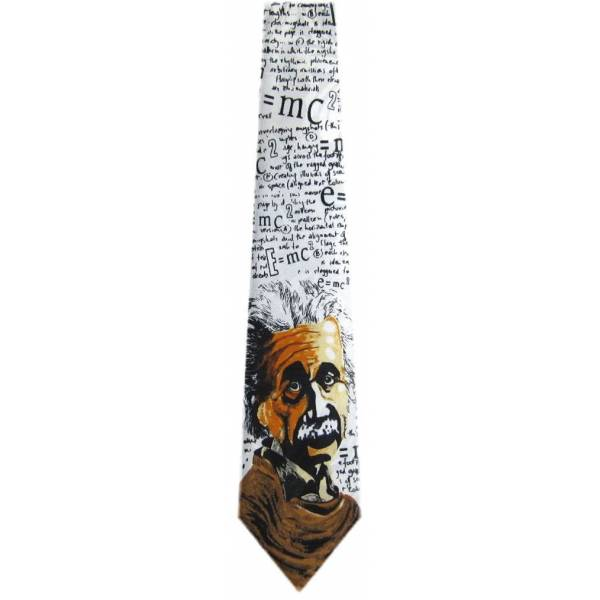 Einstein Tie Famous People Ties