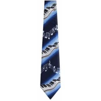 Keyboard Tie Music Ties