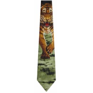 Wolf Tie Animal Ties