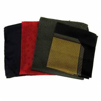 Silk Pocket Square Pack