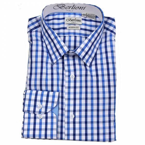Boys Plaid Shirt Boys