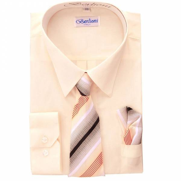 Ivory Dress Shirt