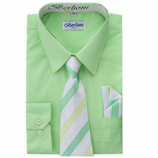 Lime Dress Shirt