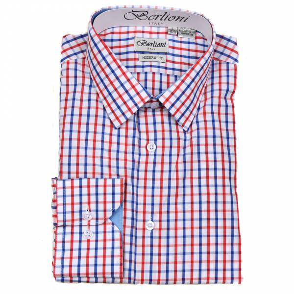 Mens Plaid Shirt Mens