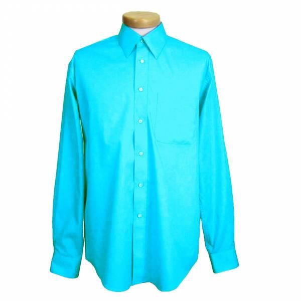 Aqua Dress Shirt