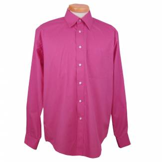 Fuchsia Dress Shirt