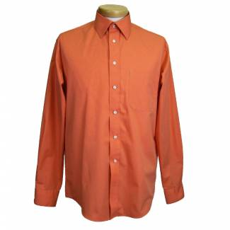 Rust Dress Shirt