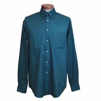 Teal Dress Shirt