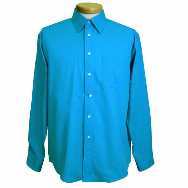 Turquoise Dress Shirt