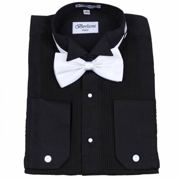 Mens Shirt Black Mens